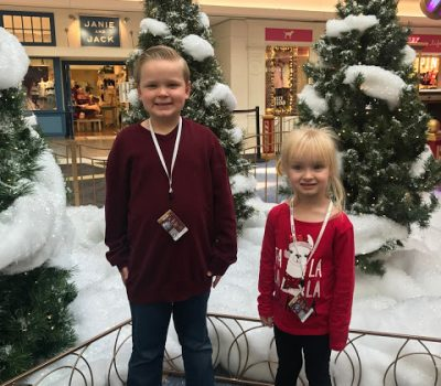 Santa's Flight Academy – Cherry Creek Shopping Center #Denver