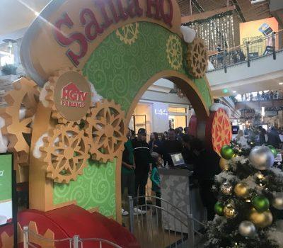Visiting HGTV Santa's HQ – FlatIron Crossing Broomfield Colorado