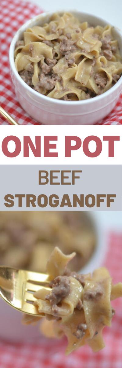 One Pot Beef Stroganoff, One Pot Beef Stroganoff recipe, easy stroganoff recipes, easy beef stroganoff recipe, One Pot ground Beef Stroganoff, One Pot ground Beef Stroganoff recipes, easy One Pot ground Beef Stroganoff recipe, one pot meals, one pot recipes, easy one pan meals