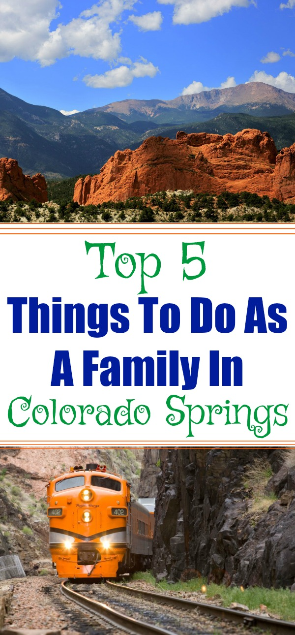 Top 5 things to do as a family in colorado springs for List of things to do when building a house