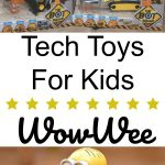 Tech Toys For Kids = Imagination Running Wild With WowWee
