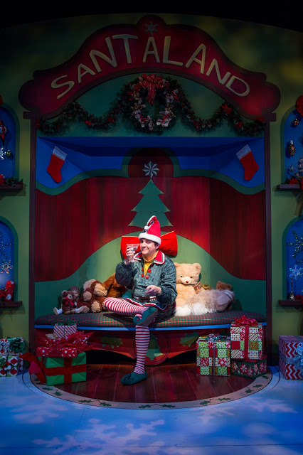Holiday Date Night at The Santaland Diaries #Denver, shows at Denver Center for Performing Arts, holiday shows at Denver Center for Performing Arts, Denver Center for Performing Arts, The Santaland Diaries Denver Center for Performing Arts, The Santaland Diaries show, Limelight Supper Club and Lounge, David Sedaris, The Santaland Diaries David Sedaris, Denver theaters,