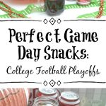 Homemade Soft Pretzels - The Perfect College Football Playoffs Snack