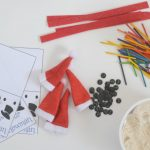 Make Your Own Snowman - Treat Bag