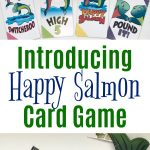 Introducing Happy Salmon + Giveaway