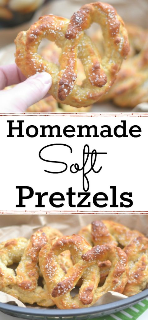Homemade Soft Pretzels - The Perfect College Football Playoffs Snack, Homemade Soft Pretzels, Homemade Soft Pretzels recipes, easy soft pretzel recipe, football snack ideas, football party menu, how do you make soft pretzels, soft pretzels at home,