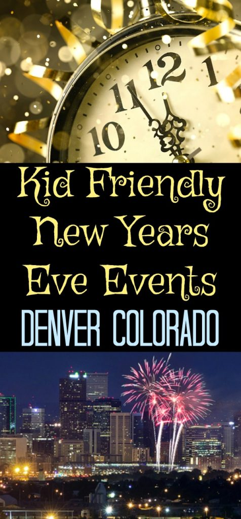 Kid Friendly New Years Eve Events - Denver Colorado, Denver Children's Museum - Noon Year's Eve ,  YMCA of the Rockies Estes Park Colorado - New Years Eve Family Dance, Denver Zoo - Zoo Year's Eve,  Belmar Shopping Center Lakewood Colorado -  Noon Year's Eve On The Rink, WOW! Children's Museum Lafayette Colorado - New Years Eve Party, New Years Eve Fireworks - Downtown Denver, family new years eve ideas, what to do for new years eve with kids, Things to do in Denver for New Years Eve, Things to do in Colorado for New Years Eve