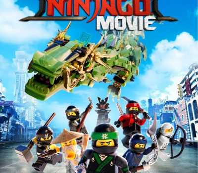 The LEGO NINJAGO Movie + a Giveaway