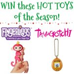HOT TOYS - Fingerling Monkey & Tamagotchi Digital Pet #Giveaway
