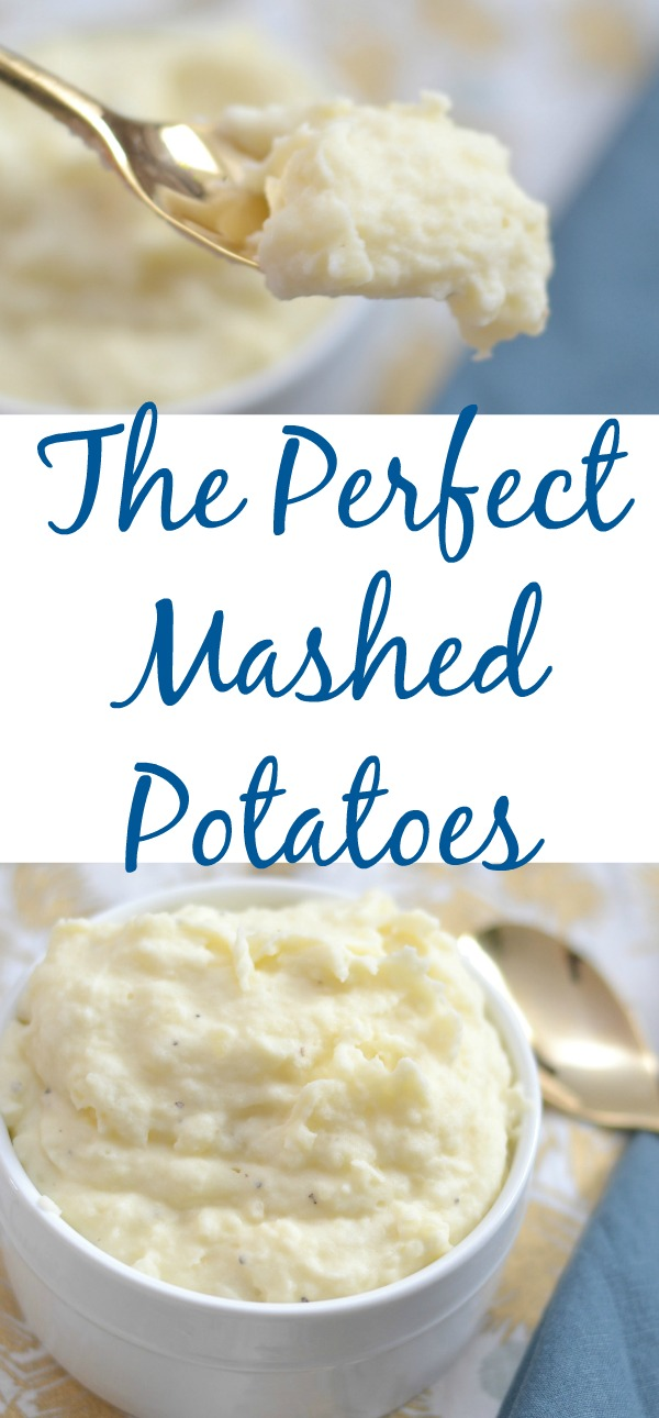The Perfect Mashed Potatoes & An Easy Holiday Appetizer