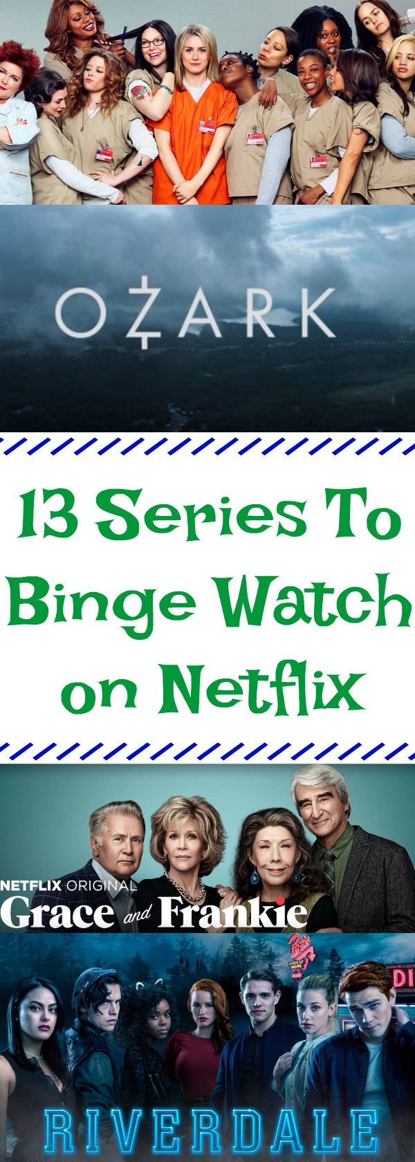 Series To Watch
