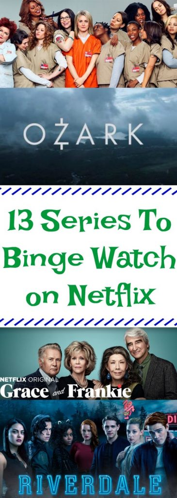 13 Series To Binge Watch on Netflix in 2018, Binge Watch on Netflix, Netflix series,series to watch on Netflix