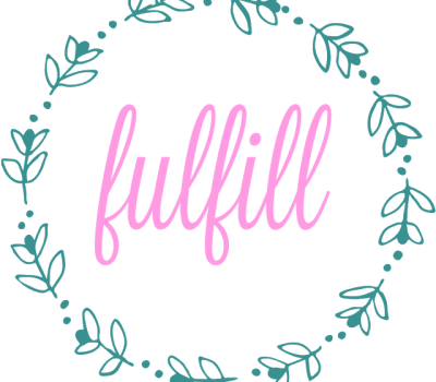 Word of the Year 2018 – Fulfill