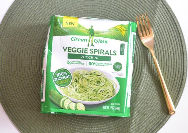 Cheesy Baked Zucchini Veggie Spirals Casserole, using veggie spirals in a pasta dish, easy pasta dinners, recipes using Veggie Spirals, recipes using zoodles, recipes using zucchini noodles,