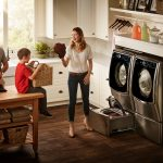Best Buy Makes Laundry Easier With LG Twin Wash And LG Sidekick