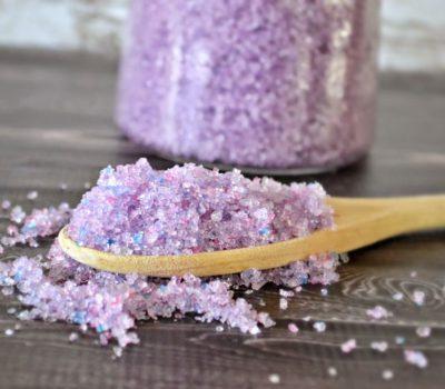 9 DIY Spring Salt Scrubs