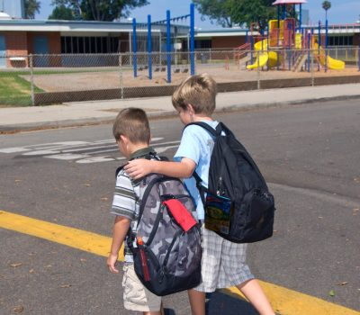It's Just A Boy Thing – Teaching Your Boys Personal Boundaries