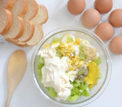 Easy & Delicious Egg Salad Recipe