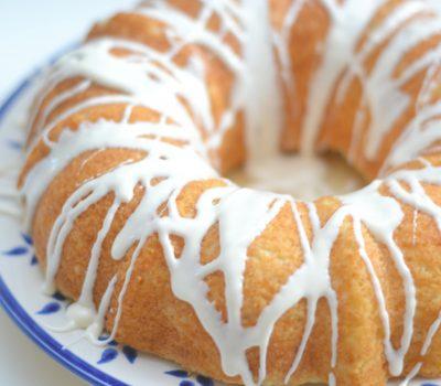 3 Ingredient Orange Creamsicle Cake