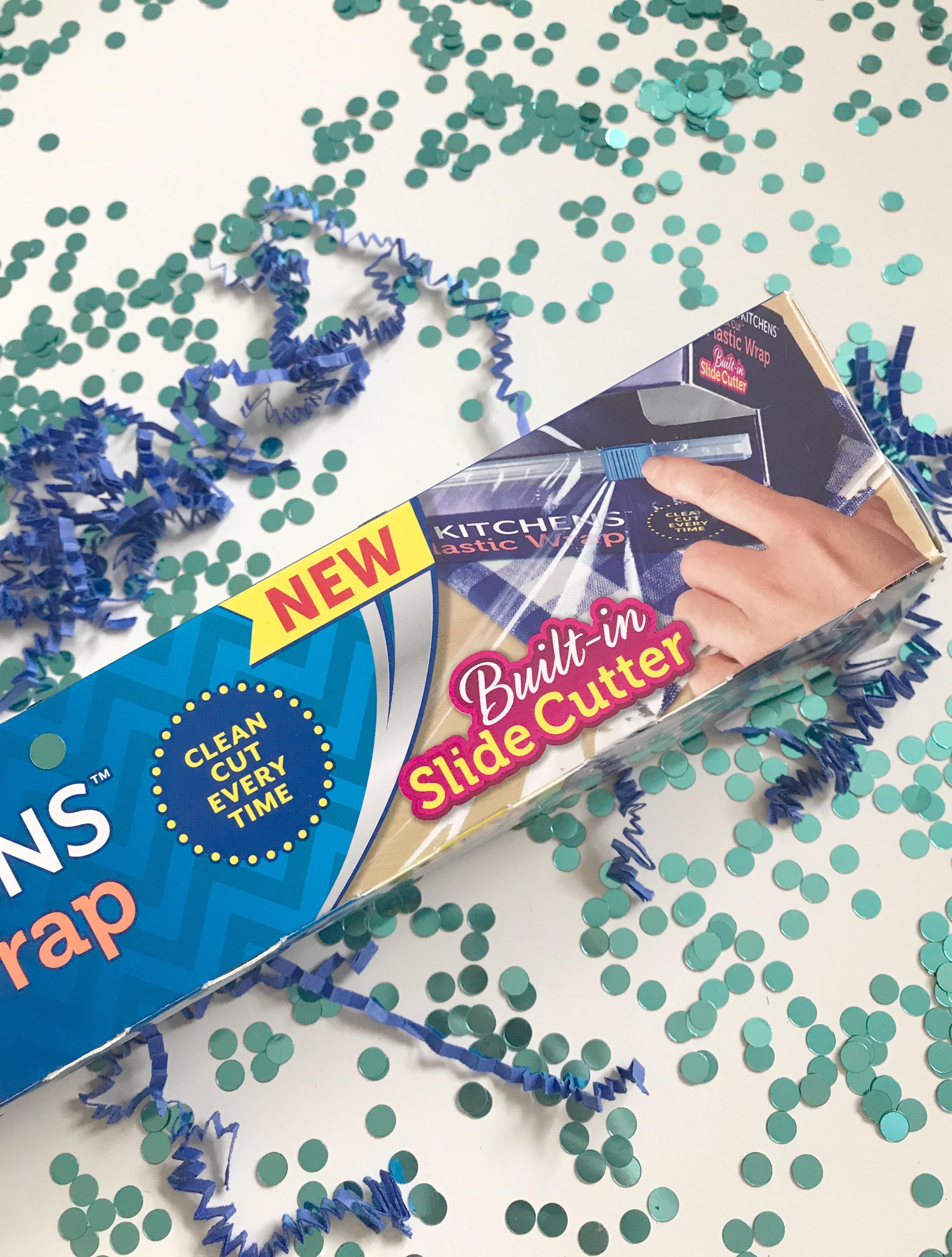 Reynolds KITCHENS™ QuickCut™ Plastic Wrap Hacks, plastic wrap hacks, cooking hacks with plastic wrap, how to use plastic wrap, plastic wrap hacks, tips for using plastic wrap