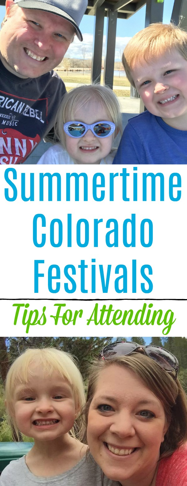 Colorado Festivals, tips for going to festivals and fairs, festivals in Colorado, top festivals in Colorado, allergy relief for kids, spring allergy relief,