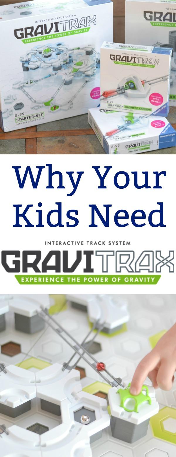 STEM games for kids, stem activities for kids, GraviTrex track building system, Gravitrax, Gravitrax tracks, STEM for kids