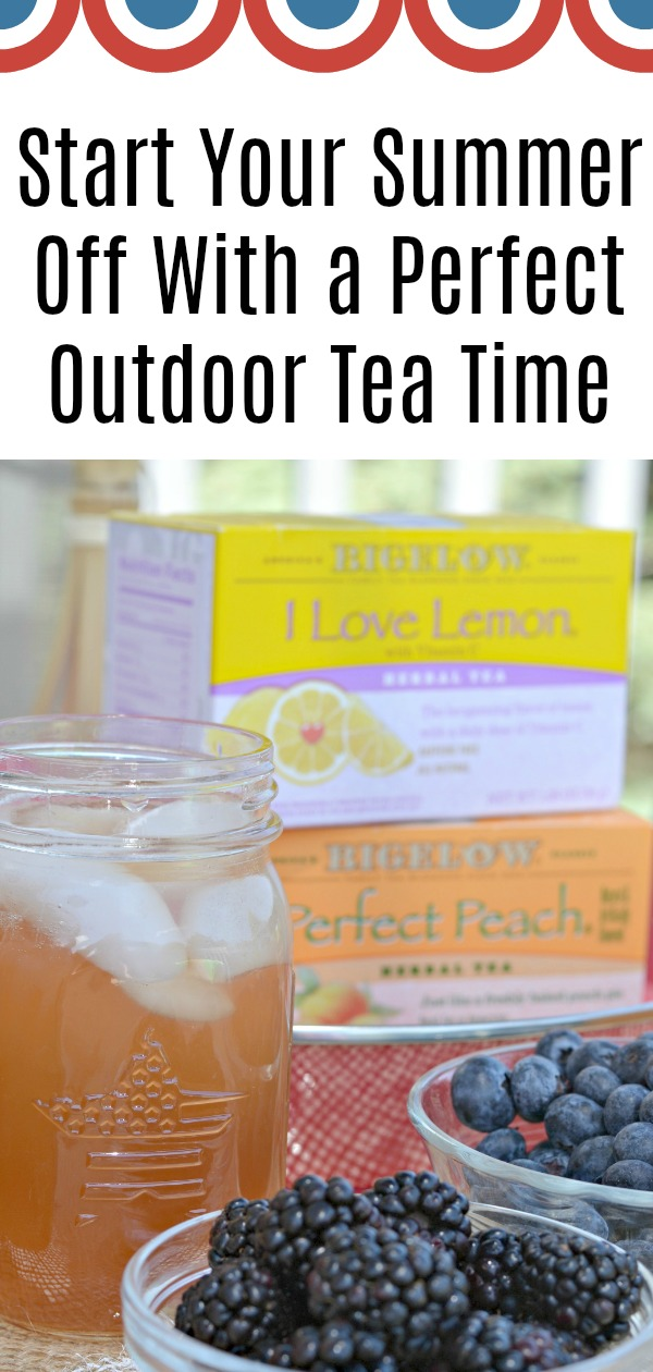 Summer time tea time, iced tea recipes,