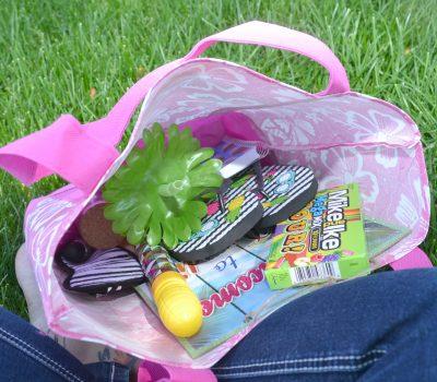 Summer Survival Bag for Mom
