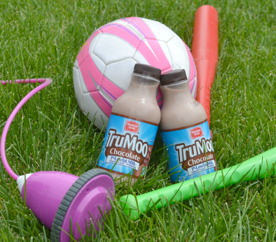 Outdoor Fun and Healthy Refreshments For Kids