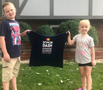 Be Part of A Run for Life – Colorado Donor Dash