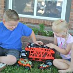 HOT WHEELS Monster Trucks - Perfect Summer Entertainment