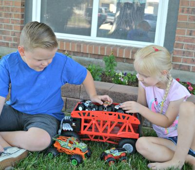 HOT WHEELS Monster Trucks – Perfect Summer Entertainment