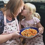 Making Memories While Making Dinner with Tyson®Frozen Dinner Kits