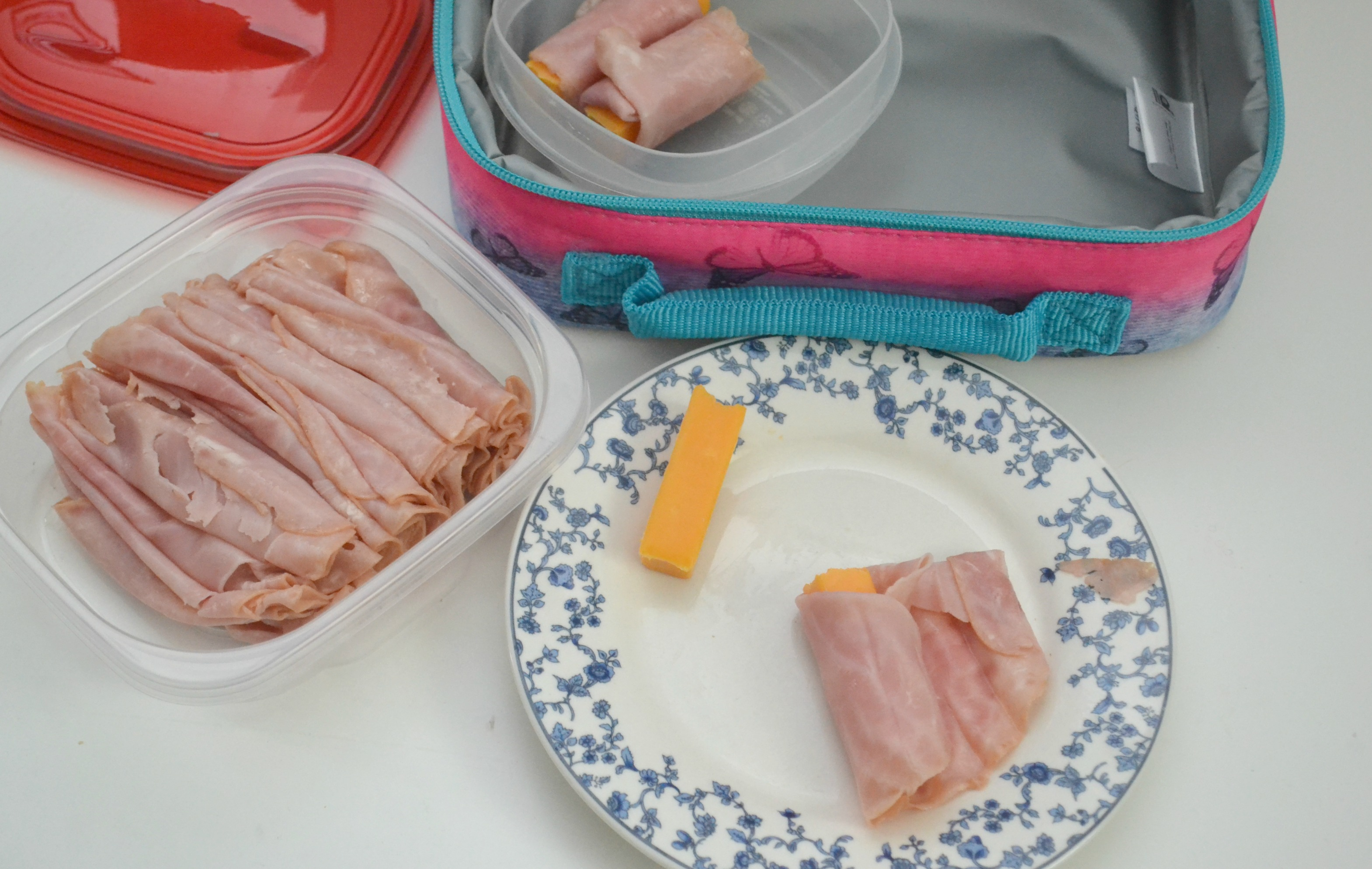 Getting Our Lunches Back To School Ready. back to school lunch ideas, lunchbox ideas, creative lunches for kids, school lunch ideas, how to use a thermos, ham and cheese roll-ups