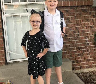 First Day Of School – 2018/2019