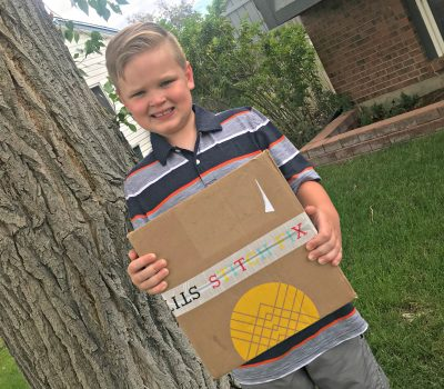 Stitch Fix Kids: Jude's 1st Fix!