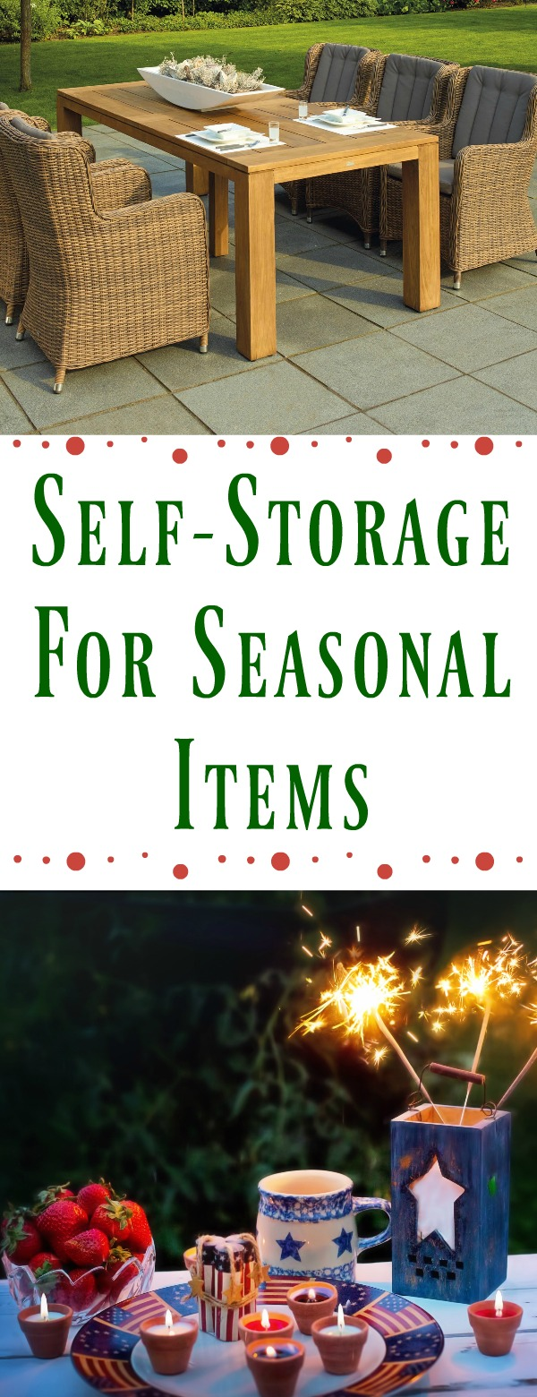 Storage For Seasonal Items, storing seasonal clothes, Let Guardian Storage Change Your Purging Routine, using self-storage fro seasonal items, Why We Use Guardian Storage For Seasonal Items, storage ideas for holiday items, storage ideas for spring cleaning, Self-Storage Tips For Seasonal Items