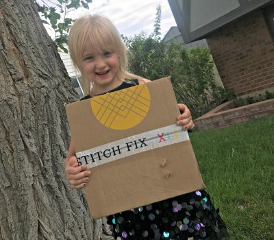 Stitch Fix Kids:  Teagan's 1st Fix!