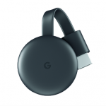 See it. Stream it. with Google Chromecast Streaming Media Player