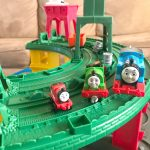 Perfect Holiday Toy For Train Lovers:  Thomas & Friends Super Station