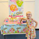 Throwing A Shopkins Birthday Party