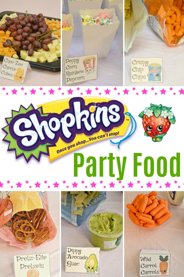 Planning a shopkins birthday party, shopkins party, shopkins birthday party, shopkins party food, shopkins party ideas, shopkins party decorations, shopkins birthday party decorations, how to throw a Shopkins party food, food for a shopkins party, what to serve at a shopkins party, shopkins party, shopkins birthday party printables, throwing a Shopkins birthday party