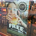 5280 Burger Bar - Kids Eat Free & You Get Some Great Food!