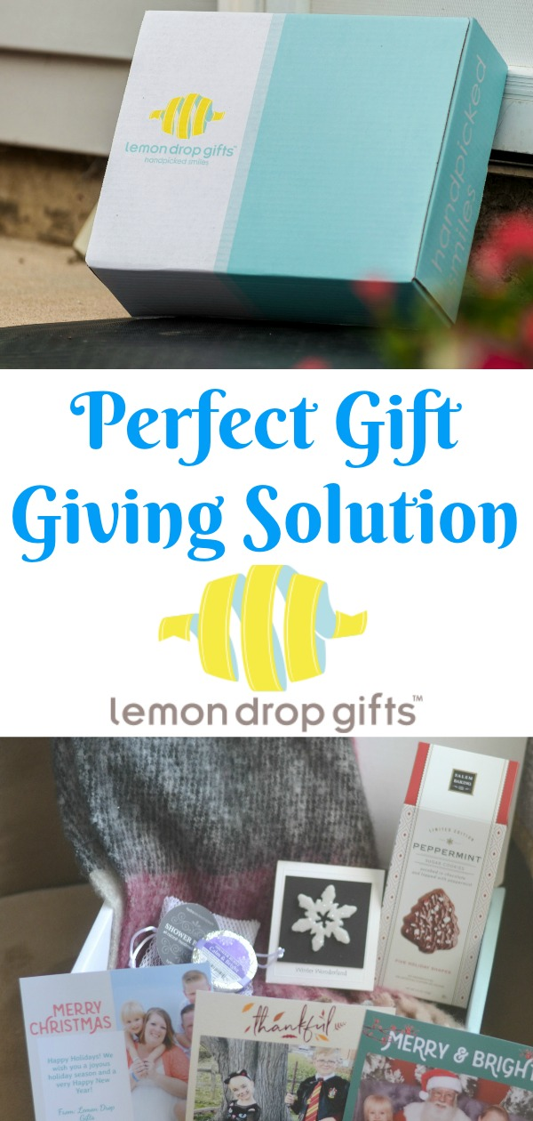 Looking for a perfect gift giving solution when your time seems to disappear? The Lemon Drop Gifts Box is a gift service for busy people that want a thoughtful, simple and personal way to stay in touch with loved ones.  Explore how Lemon Drop Box can change your gift giving.