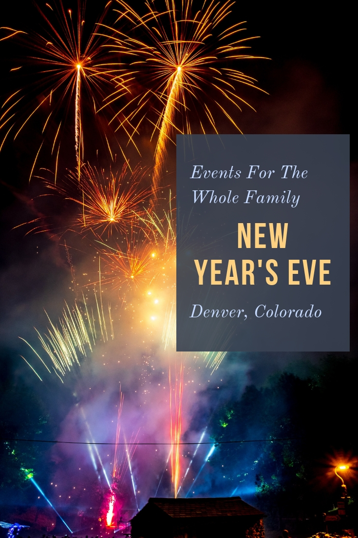 Kid Friendly New Years Eve Events - Denver Colorado, Denver Children's Museum - Noon Year's Eve ,  YMCA of the Rockies Estes Park Colorado - New Years Eve Family Dance, Denver Zoo - Zoo Year's Eve,  Belmar Shopping Center Lakewood Colorado -  Noon Year's Eve On The Rink, WOW! Children's Museum Lafayette Colorado - New Years Eve Party, New Years Eve Fireworks - Downtown Denver, family new years eve ideas, what to do for new years eve with kids, Things to do in Denver for New Years Eve, Things to