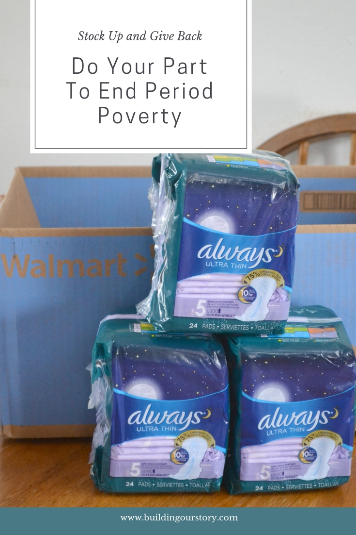 End Period Poverty, do your part to end period poverty, period health, what is period poverty