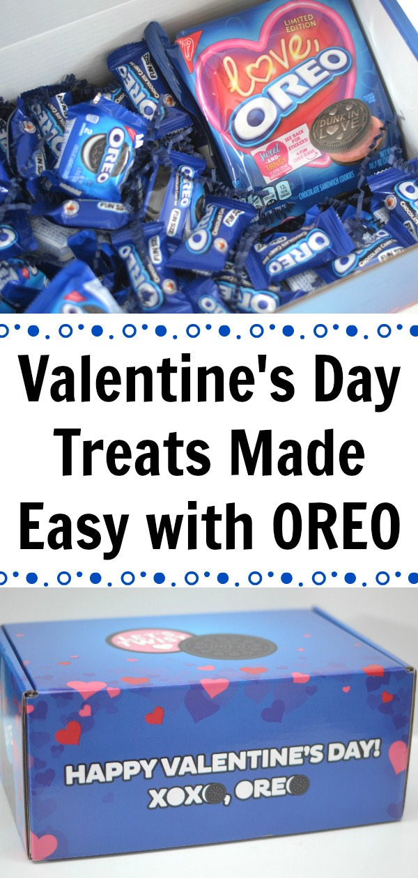 Valentine's Day Treats Made easy, OREO cookies, Valentine's treats using OREOs, OREO valentine's, Fun valentine's day treats, OREO heard our cries for help and found a way to help us busy parents create easy Valentine's Day treats that everyone will LOVE! Create OREO cookie Valentine's Day treats, easy exchange treats for Valentine's Day, Valentine's Day Treats Made Easy with OREO. OREO Valentine's Day Exchange Kit #oreo #OREOVDayExchange @OREO #ad