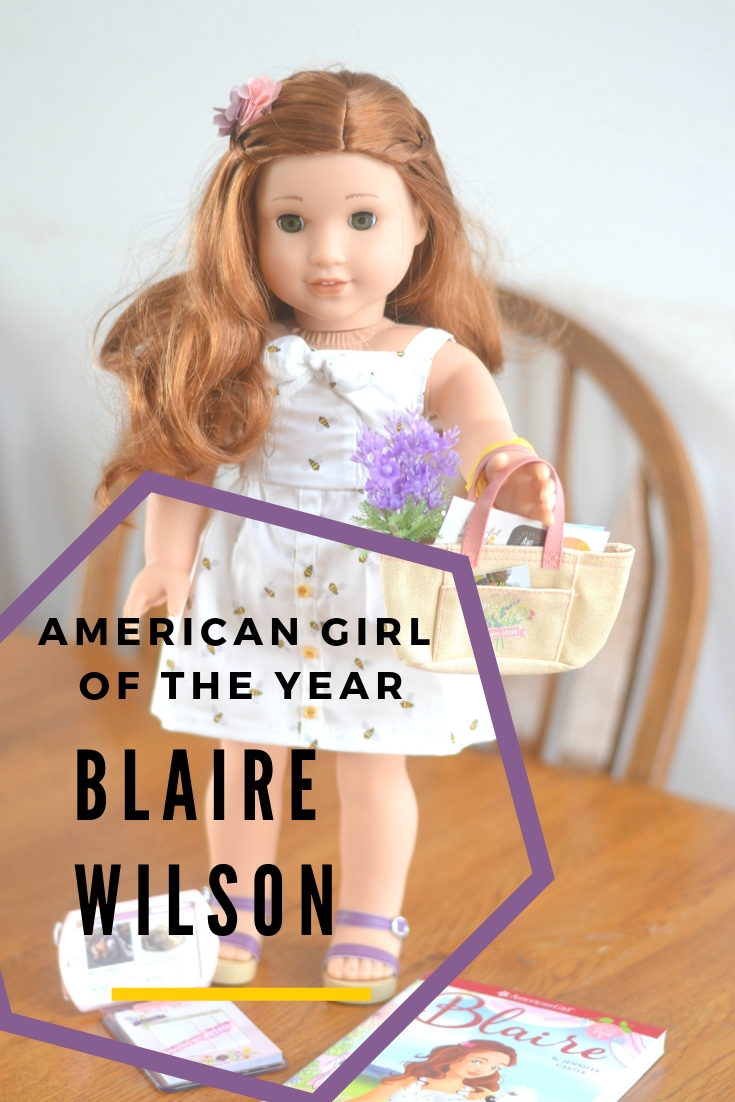 Meet Blaire Wilson the American Girl of the Year, American Girl Blaire Wilson, American Girl giveaway, meet the girl of the year, American Girl DIY, fun American Girl activities, American Girl activities, American Girl recipes
