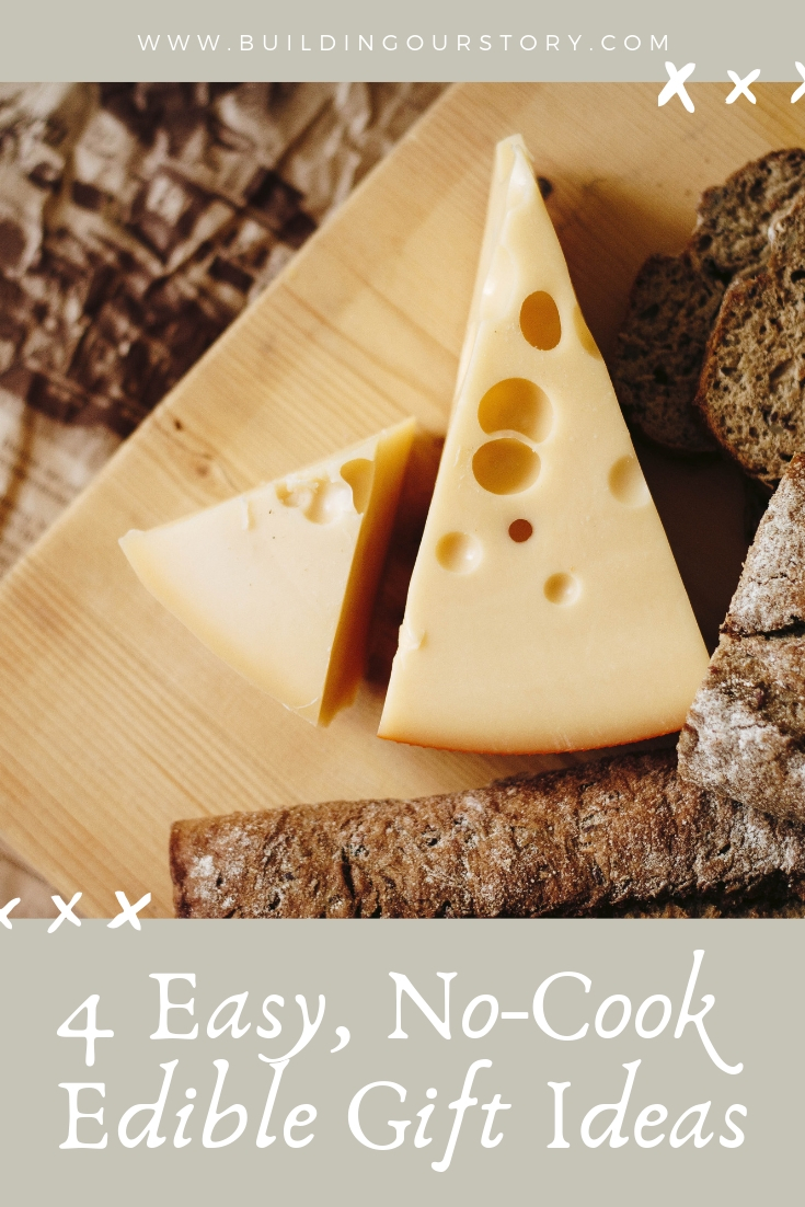 4 Easy, No-Cook Edible Gift Ideas
