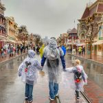 Tips For Visiting Disneyland When It Rains